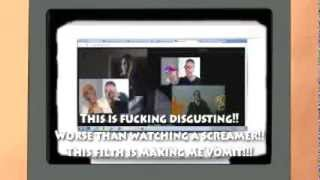 Kimmy Watches Screamer Pranked By WonkyTonkBotty