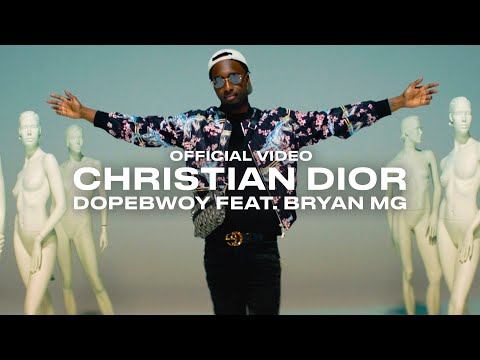 Dopebwoy - Christian Dior