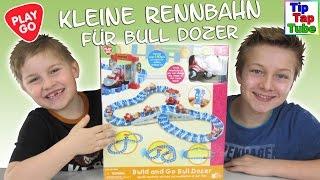 Playgo 2980 - Aufbauen und Los Geht's - Bulldozer, 140 Stück Spielzeug unboxing Video Kinderkanal