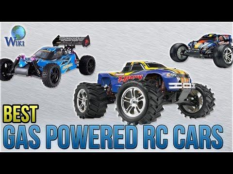8 Best Gas Powered RC Cars 2018