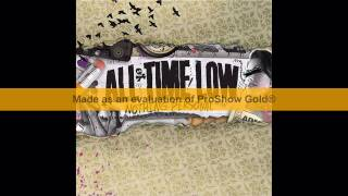 (Girl Version) Sick Little Games - All Time Low