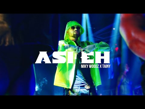 Miky Woodz - Asi Eh (feat. Tainy)