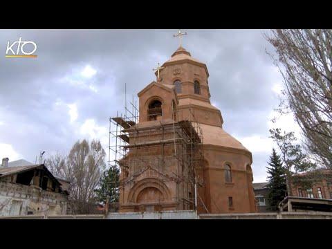 Arménie : la foi sortie des ruines