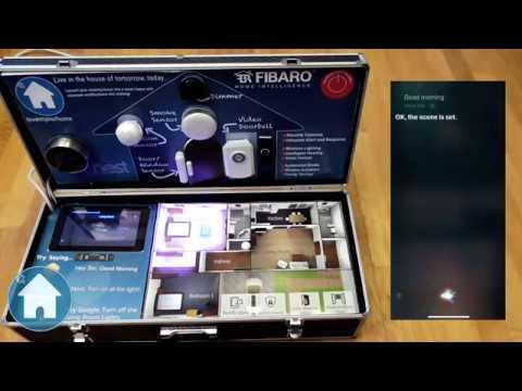 OpenHAB with FIbaro Products   Smart-home   England, UK   Inventyourhome