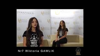 Film do artykułu: Wiktoria Gawlik z Nowego...