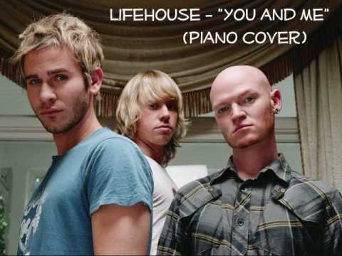 You And Me Lifehouse Free Sheet Music Tabs