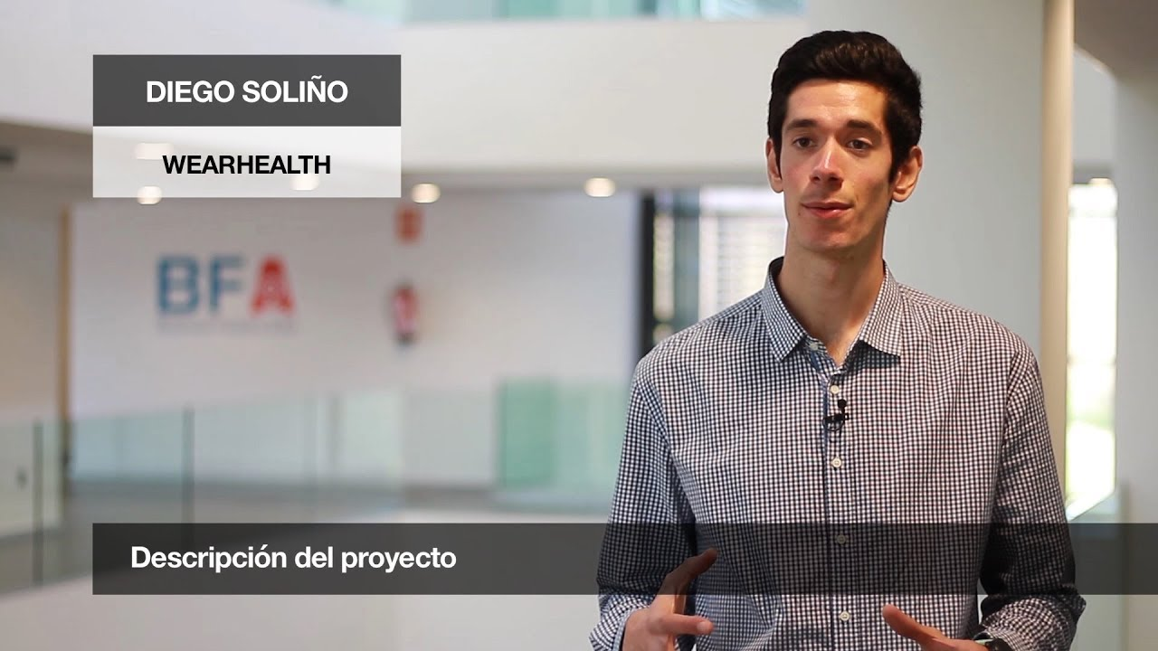 1 innovative project in 1 minute: Wearhealth
