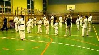 preview picture of video 'KARATE KYOKUSHIN - SEKCJA DOBRZEŃ WIELKI'