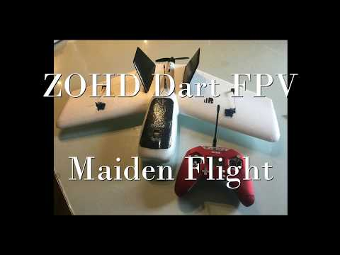 zohd-dart-fpv-maiden-flight