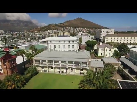 Queen Victoria Hotel | V&A Waterfront | Newmark