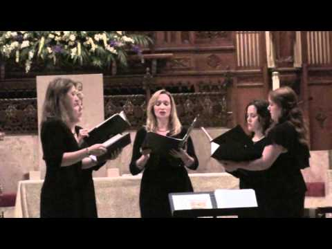 Hymns of St Godric (12th c) - edited by Dr. Judith. With members of Contrapunctus Early Music : A High Voices Ensemble, 2014.