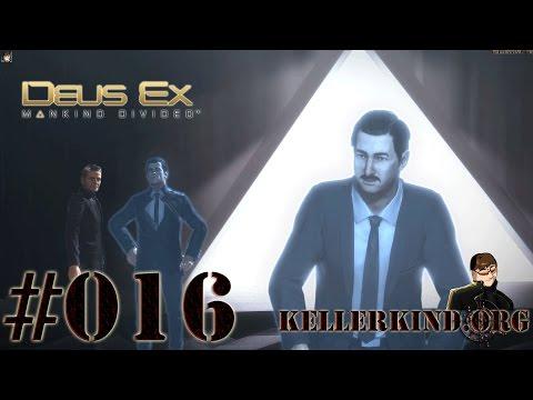 Deus Ex: Mankind Divided #016 - Vermisster Kollege ★ EmKa plays Mankind Divided [HD|60FPS]