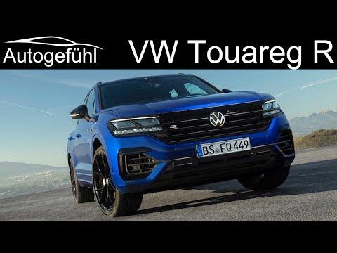VW Touareg R preview new 462 hp sports PHEV - Autogefühl