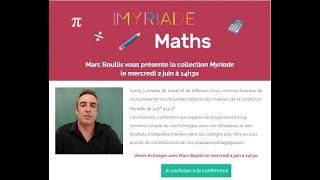 Découvrez la conférence de présentaton des éditions 2021 par Marc Boullis