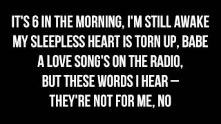Fitz and the Tantrums - 6AM Lyrics