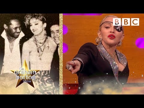 Madonna's Instagram history gets raided! | The Graham Norton Show - BBC