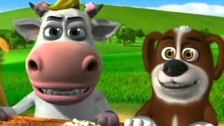 Rozprávka Zvieratká z farmy - Malá planéta plynu