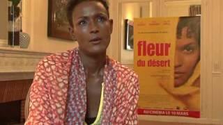 'Desert Flower', a Somali supermodel's fight for women's health
