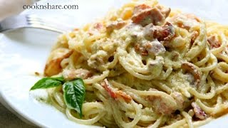Creamy Garlic Lemon Pasta