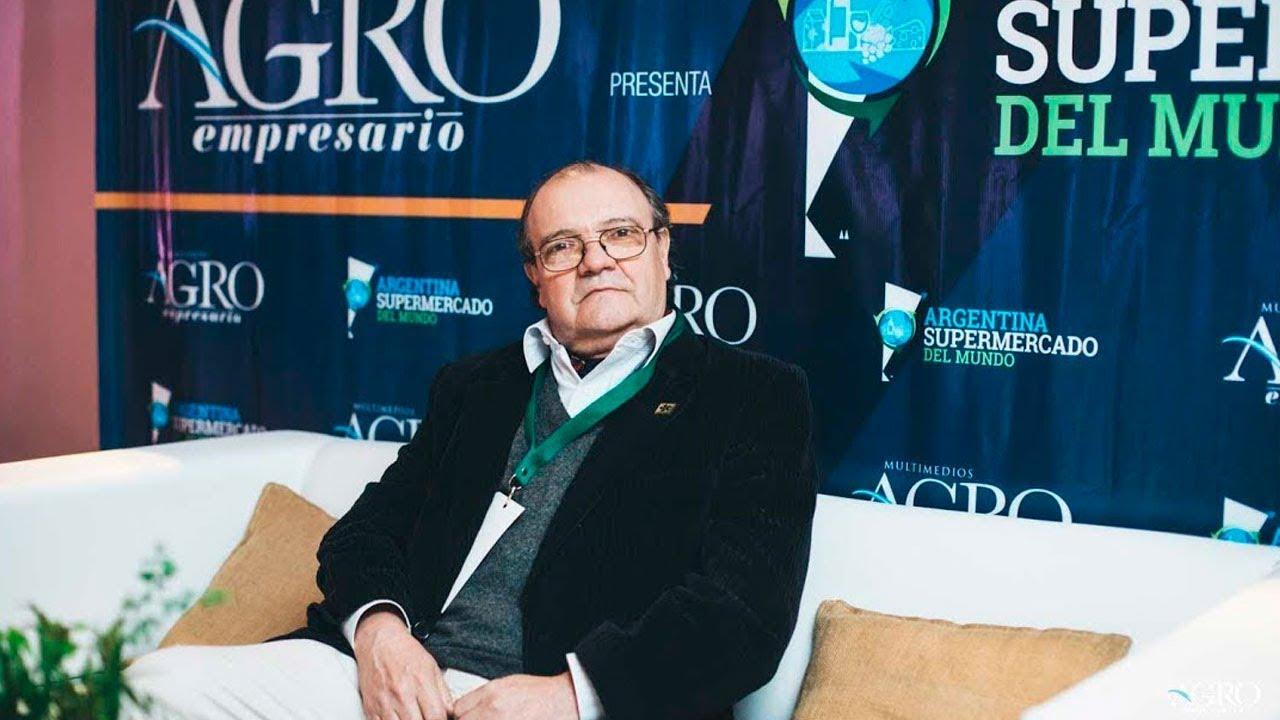 José Manuel Salgado - Decano de la Facultad de Agronomía y Agroindustrias de Santiago del Estero