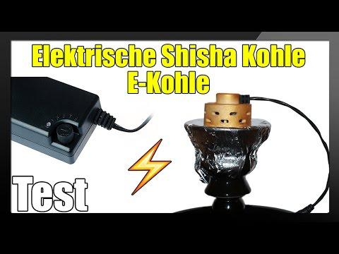 ⚡ ELEKTRISCHE SHISHA KOHLE im Test | Ob das was wird?!