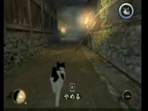 Tenchu 4 Answers Ninja Cat Gameplay Prayers