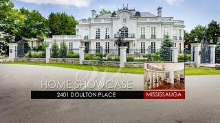 2401 Doulton Place, Mississauga