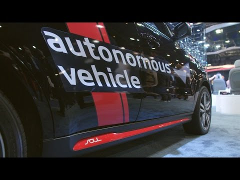 Cutting-Edge Car Trends at CES 2017 | Consumer Reports
