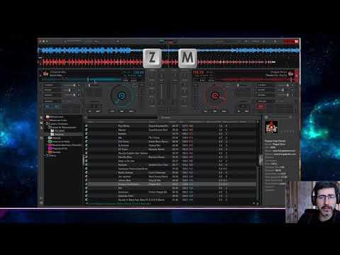 Mapeo de Virtual DJ a teclado