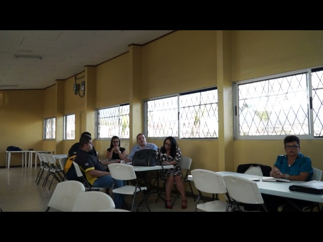 Sesión explicativa buses Transvi