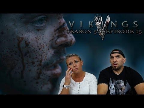 Vikings Season 5 Episode 15 'Hell' REACTION!!