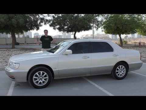 Hyundai Equus Luxury Sedan Review