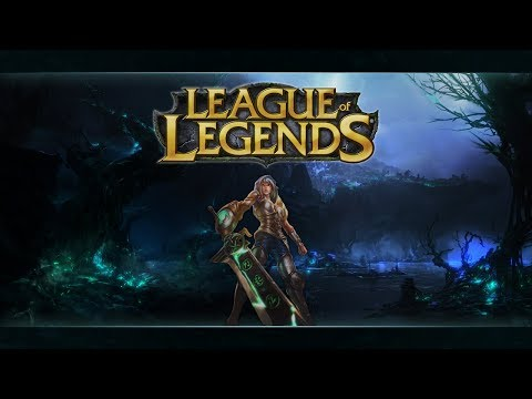 [CZE] StylersGaming - League of Legends #29 Garen
