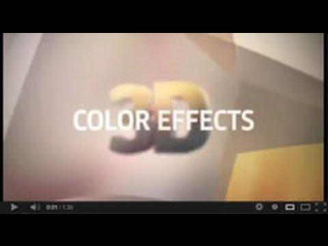 3D окрашивание — объем и цвет