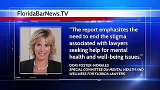Mental Health Awareness in the Law Community