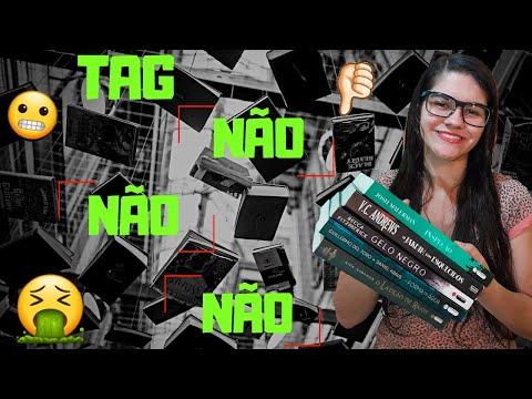 LIVROS QUE NANANÃO   BOOK TAG
