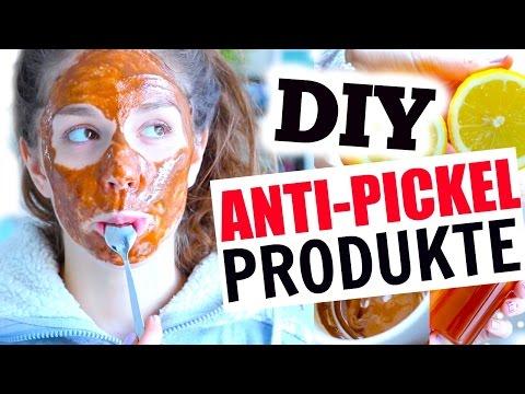 SOS ANTI-PICKEL DIY PRODUKTE! super einfach und günstig! ♡ BarbieLovesLipsticks