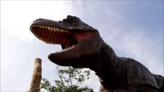 2013ノリタケの森夏休みイベント「ノリタケの森に巨大恐竜がやってきた!」