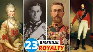 23 Bisexual Royalty in History (Notable Bi Royal)