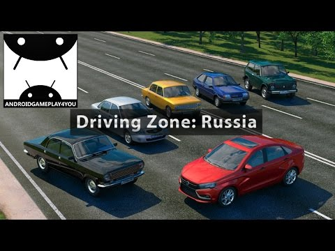 Driving Zone: Russia Android GamePlay Trailer (By AveCreation)