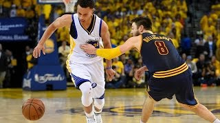 Stephen Curry Career Crossover and Handles Highlights