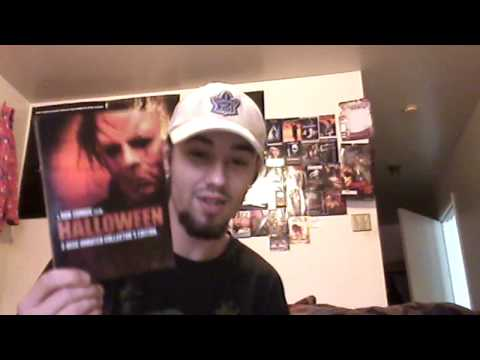 My Horror DVD Collection Part 44 (Rob Zombie's HalloweeN)
