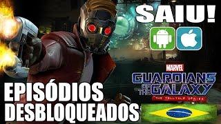 Saiu! Guardiões da Galáxia Para Android + Download