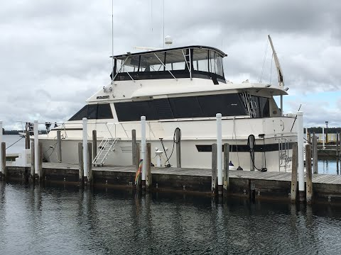 Viking 55 Motor Yacht video