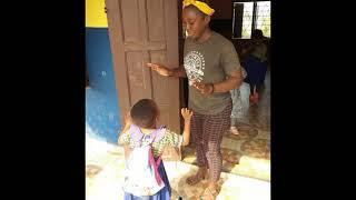 Teacher Ewuraama's Inspiring Handshake with Pre Schoolers in Ghana goes viral