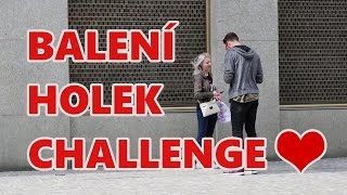 BALENÍ HOLEK CHALLENGE