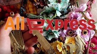 Скрап-покупки с AliExpress / 10 крутых товаров для творчества