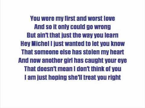 Hey Michel - Anouk (lyrics)