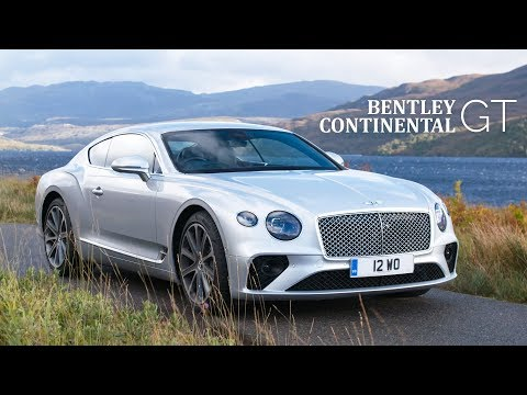 External Review Video FtuNqhy2WRk for Bentley Continental GT (3rd Gen) Coupe & Convertible