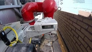 Робот каменщик и другие чудеса строительной техники.